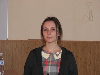 Захист Зубченко Ольги Олексіївни