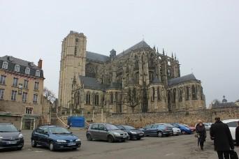 Собор св. Юліана в місті Ле-Ман