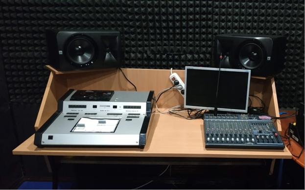 Сучасний аудіометр