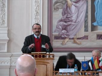 Заступник Міністра освіти і науки України професор М.В. Стріха
