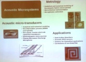 Акустичні мікросистеми