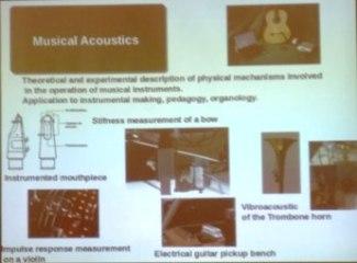 Музична акустика