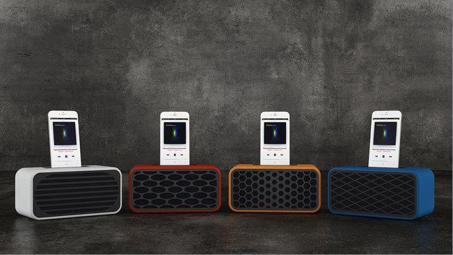 Підсилювач гучності для смартфонів Echo