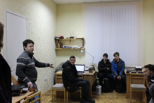 Доцент Віталій Заєць розповів про акустичні вимірювання в заглушених приміщеннях