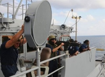 Акустична гармата на кораблі